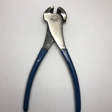 Napa End Nipper Plier 7 Inch P-662 - USA