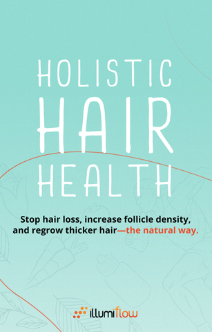 the ebook that teaches you to regrow your hair at home