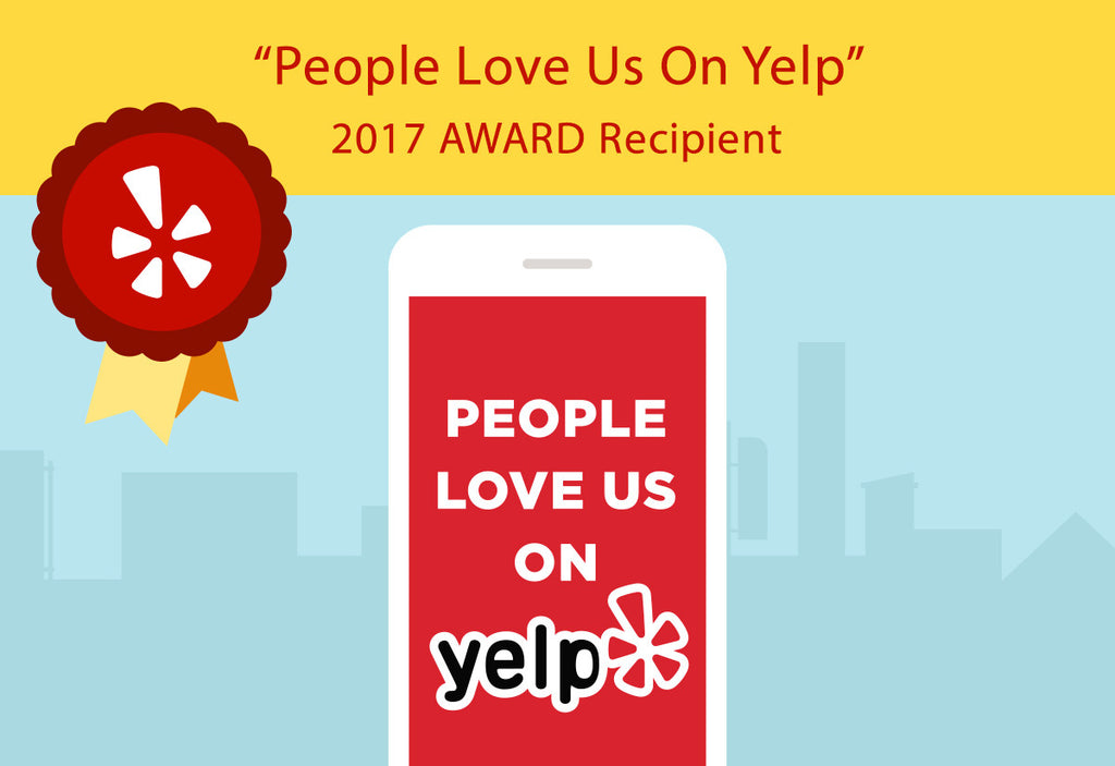 Art Füzd Schaumburg - 2017 Yelp Award Recipient!