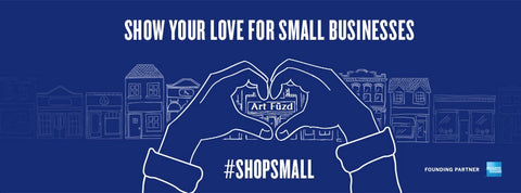 Nov 24, 2018 ~ Small Business Saturday at Art Füzd in Schaumburg