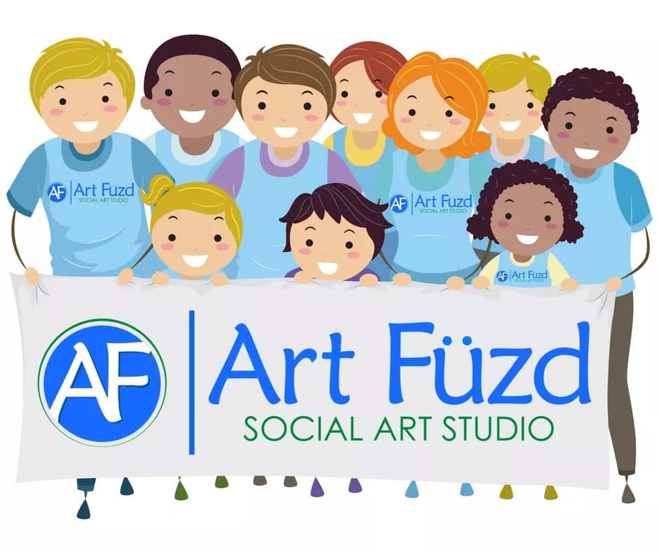 Art Fuzd Team Building and Fundraising Events