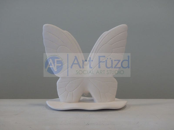 Mariposa Butterfly Figurine on Stand ~ 3.5 x 5.75 x 6