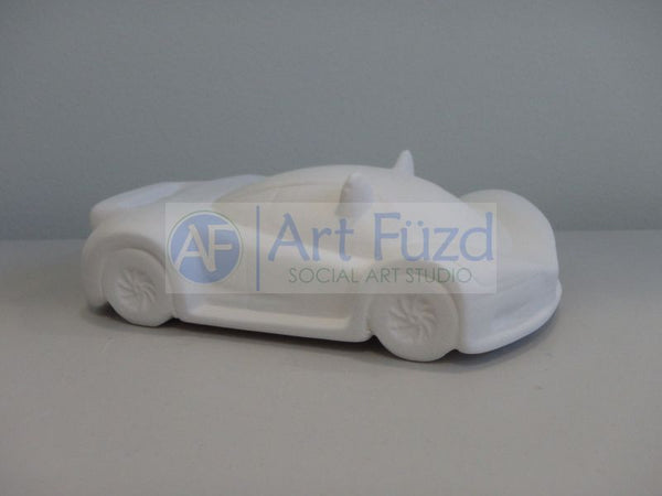 Super Sports Car Figurine ~ 6.5 x 3.5 x 2