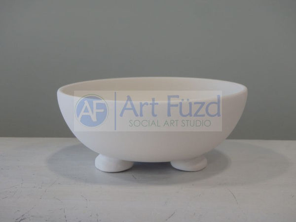 Short Footed Bowl ~ 5.25 in. dia. x 2 in. high