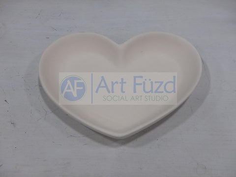 Small Heart Dish ~ 6.25 x 5.25 x 1