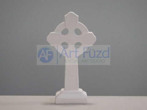 Celtic Standing Cross ~ 5.75 x 2.75 x 10.5