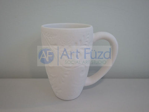 Baroque Mug  (14 oz.) ~ 5 in. dia. x 5 in. high