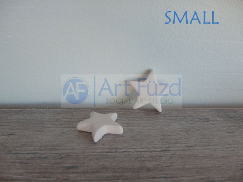 Small Star Bisquie ~  1.25 x 1.25 x 0.25