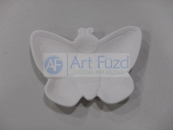 Small Butterfly Dish ~ 5.25 x 3.75 x 0.75