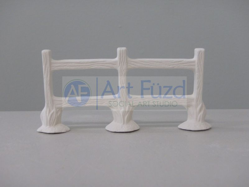 Doll House Picket Fence ~ 4 x 0.75 x 2