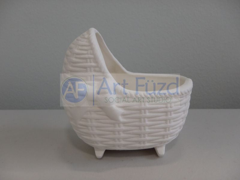 Small Baby Bassinet Container ~ 2.75 x 2 x 2.5