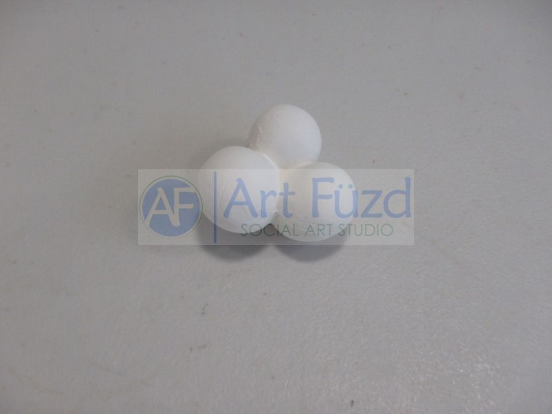 Small Topper - Three Balloons ~ 1.25 in. dia. x 1 in. high
