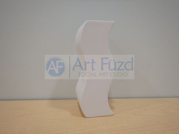 Puzzle Vase (end style) ~ 7.5 in. high