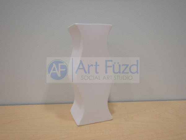 Puzzle Vase (center style) ~ 7.5 in. high