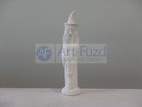 Tall Witch Figurine ~ 2 x 2 x 8.75