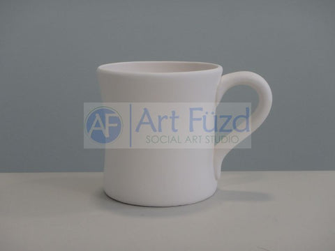 Mocha Mug ~ 4.25 in. dia. x 4.5 in. high