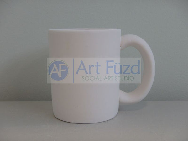 Pucker Up Mug ~ 3.25 in. dia. x 3.75 in. high