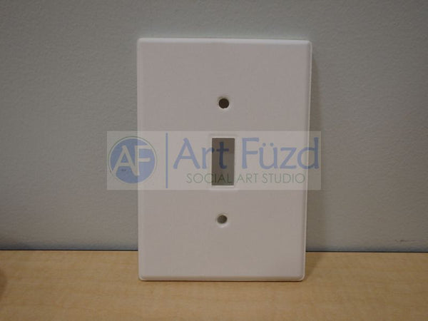 Single Light Switch Plate* ~ 3.5 x 5