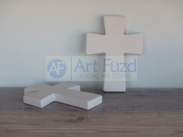 Contemporary Cross Wall Plaque [D] ~ 5.25 x 7