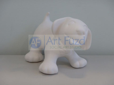 Standing Dog Figurine ~ 5.5 x 4.5 x 5.5