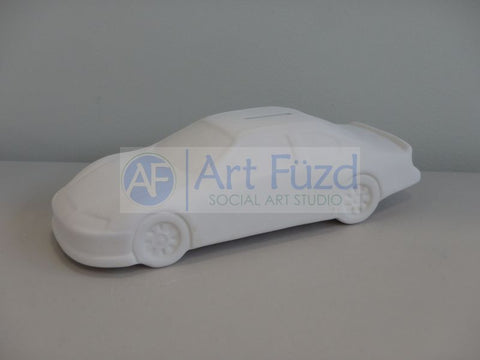 Race Car Bank, includes Stopper ~ 9.5 x 4