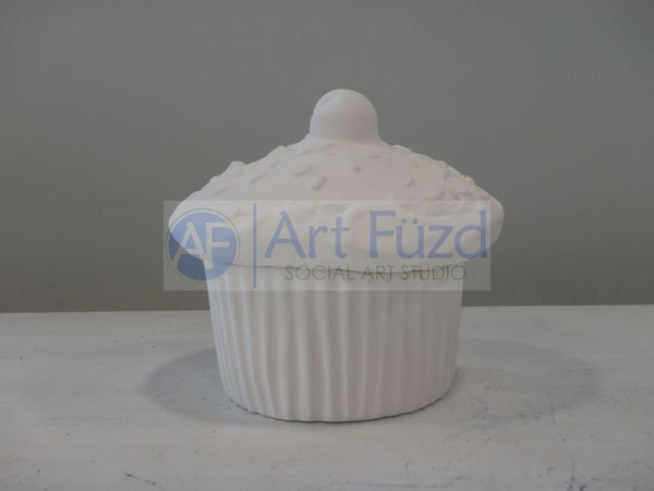 Cupcake Box with Lid ~ 4 x 3.75