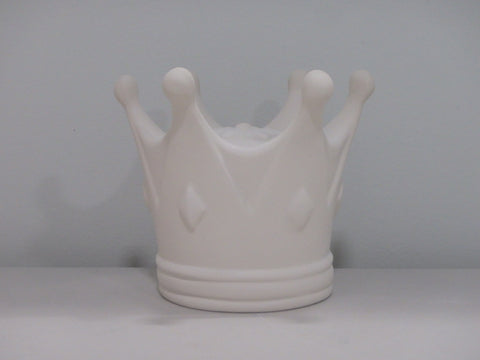 Crown Bank, include Stopper ~ 5.75 x 4.75