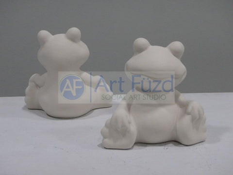 Frog Party Animal ~ 4 in. high