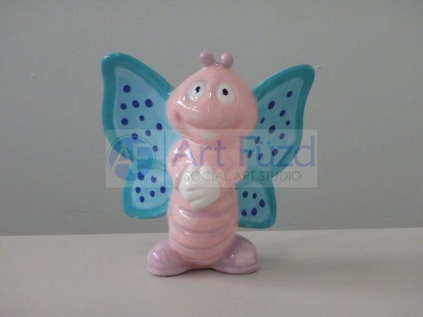 Butterfly Party Animal ~ 4.25 x 4.25