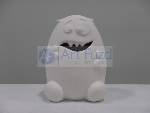 Benjamin The Hungry Monster Bank, includes Stopper  ~ 4.5 x 6.5
