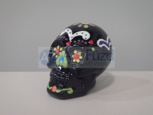 Sugar Skull Party Animal ~ 3.25 x 3.75