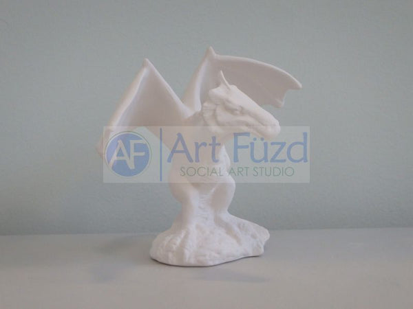 Realistic Dragon Party Animal ~ 4.25 x 4.5