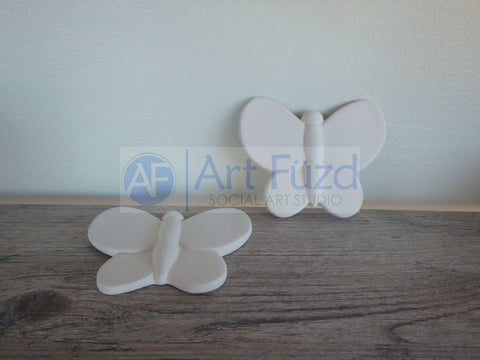 Butterfly Bisquie ~ 3 in. wide