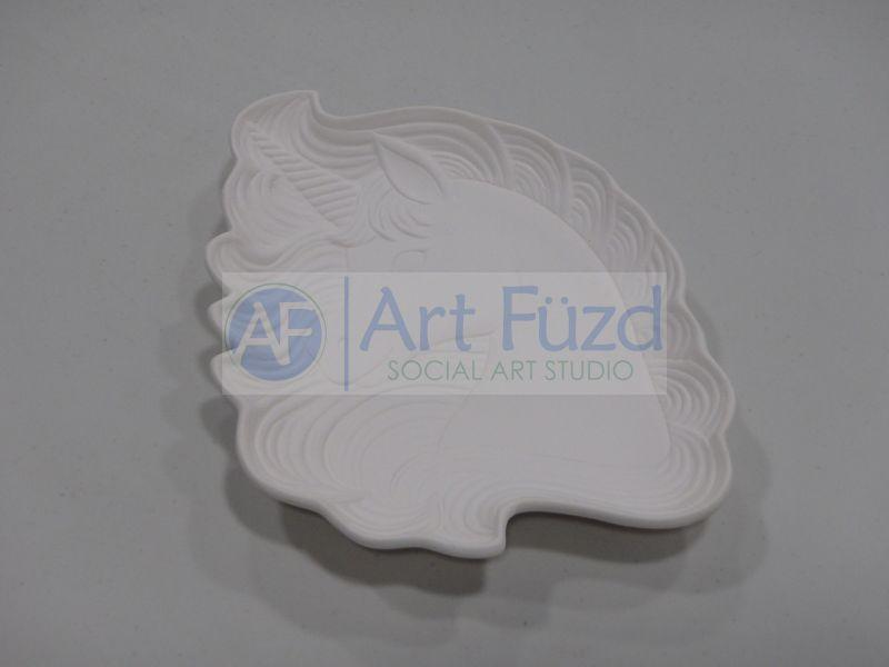 Magical Unicorn Dish ~ 7.25 x 9.25 x 1.25