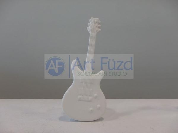 Guitar Pencil Holder ~ 3.5 x 8.25