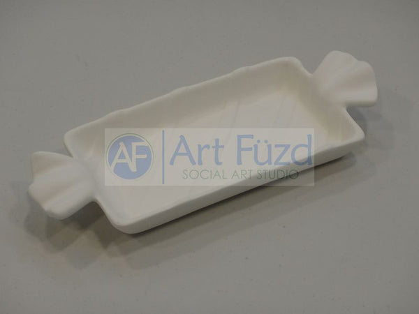 Wrapped Candy Dish ~ 1.25 x 3.5 x 8.75