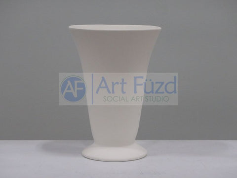 Tall Elegant Shelf Vase ~ 6.5 x 4.25 x 9.5