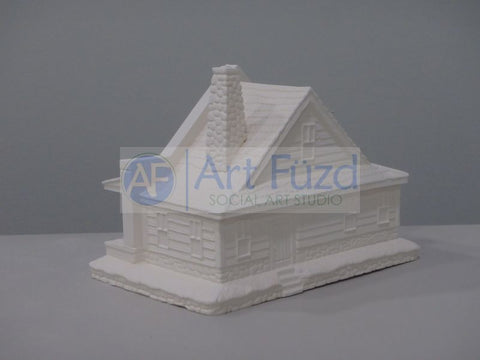Large General Store Building Figurine ~ 8.25 x 5.25 x 5.75