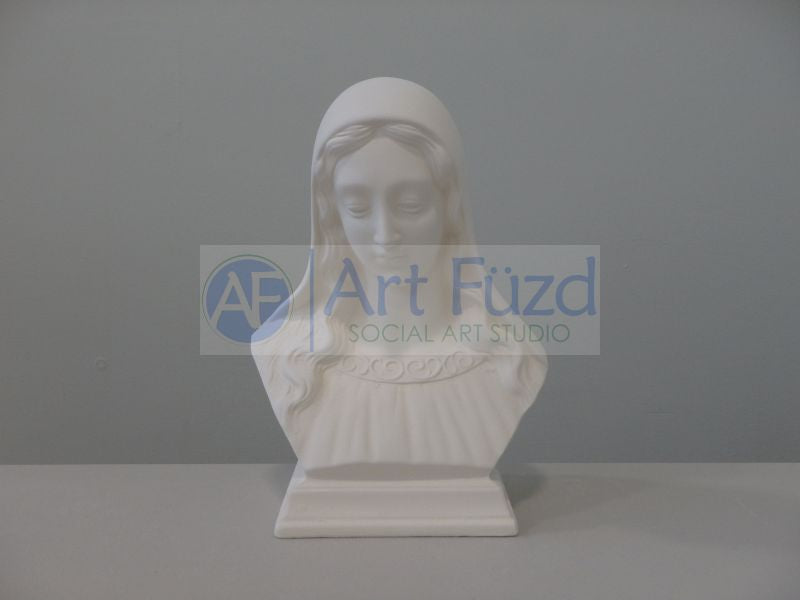 Mary Mother of Jesus Statue Figurine ~ 5.25 x 3.5 x 7