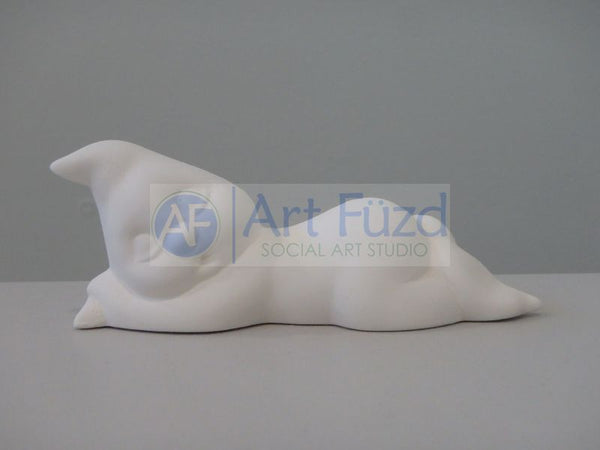 Sleeping Ghost Figurine ~ 5.5 x 2 x 2