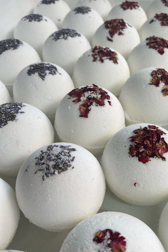 Bare Butter Bath Bomb