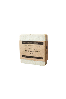 Hemp Oil Face and Body Soap