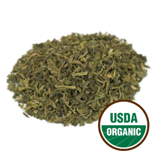 Decaffeinated Organic Green Tea