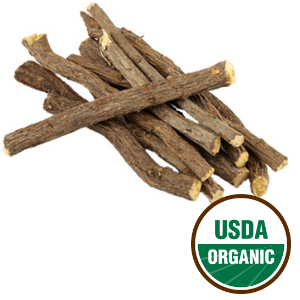 Organic Licorice Root Sticks
