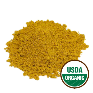 Organic Sweet Curry Powder, Salt-Free