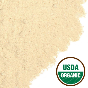 Organic Orris Root Peeled Powder