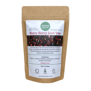 Ruby Berry Iced Tea