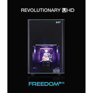 DOF Freedom UHD Scanner