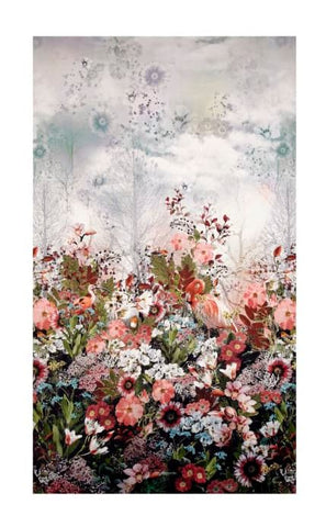 Reverie Digital Dreamscape Panel Multi Fabric - Afterpay