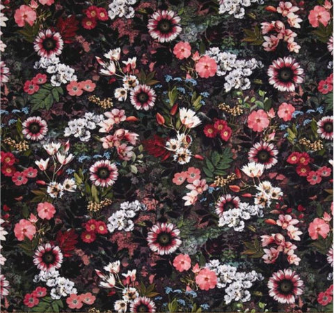 Reverie Digital Floral Fantasy Multi Fabric - afterpay